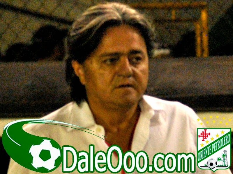 Oriente Petrolero - Jose Ernesto Álvarez - DaleOoo.com web del Club Oriente Petrolero
