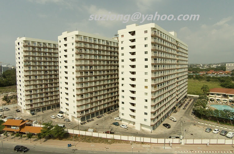 Jomtien Beach Condominium for rent