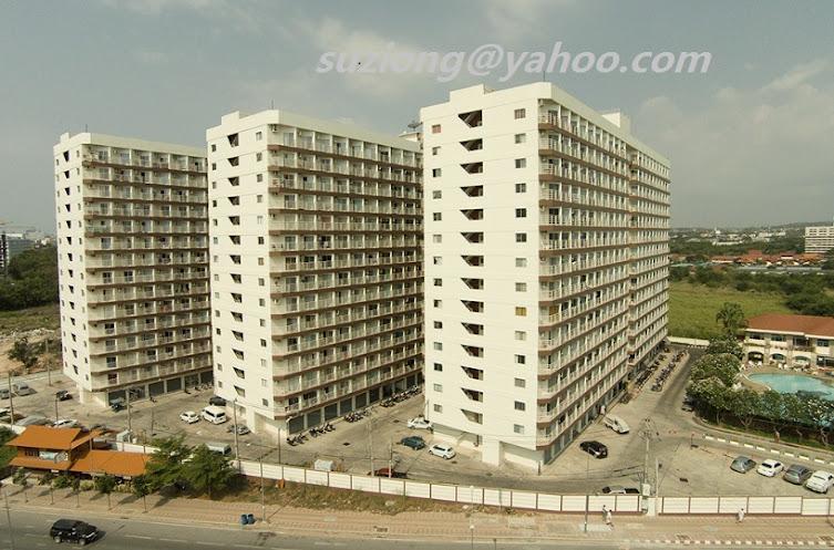 Jomtien Beach Condominium for rent