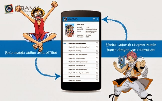 Download Aplikasi Baca Manga untuk Android