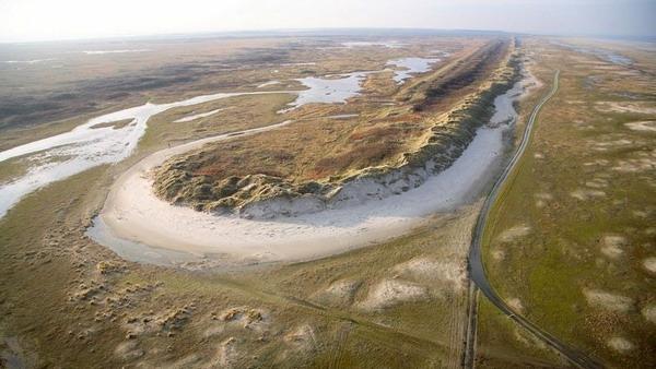 Pulau Schiermonnikoog