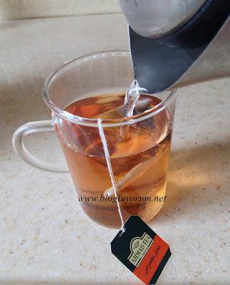 AHMAD TEA POŞET ÇAY 2