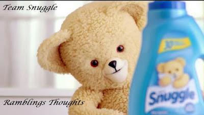 Ramblings Thoughts, Team Snuggle, Snuggle Bear, Killer Bear, Review, Video