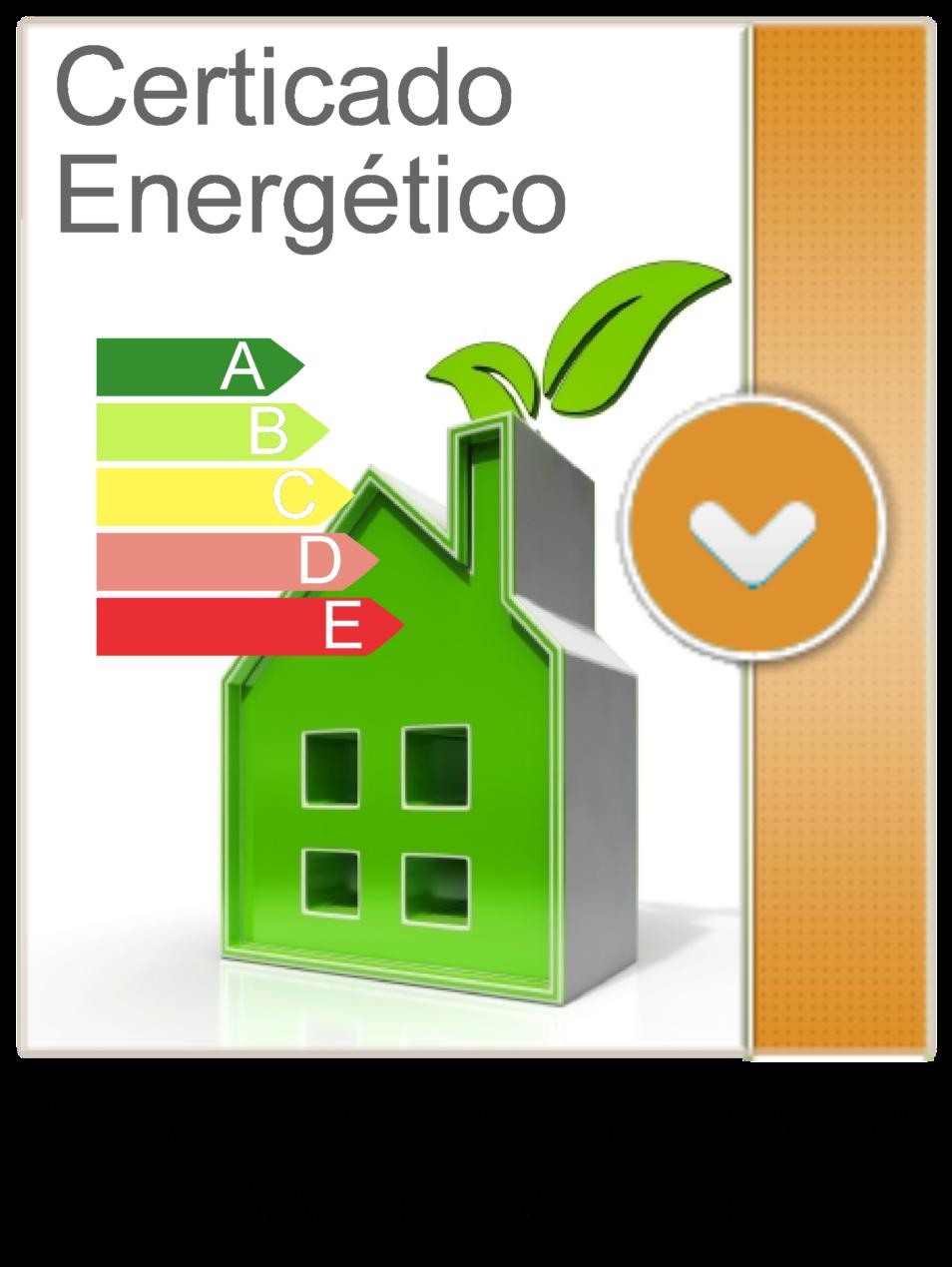 Tu certificado energético. desde 100€