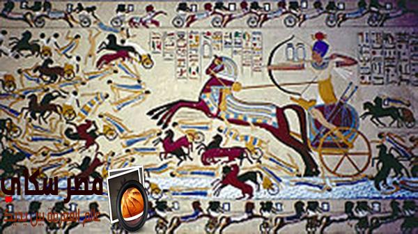 كيف تأثر الهكسوس بالحضارة المصرية  Hyksos ؟