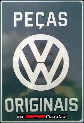 Peças Originais Volkswagen