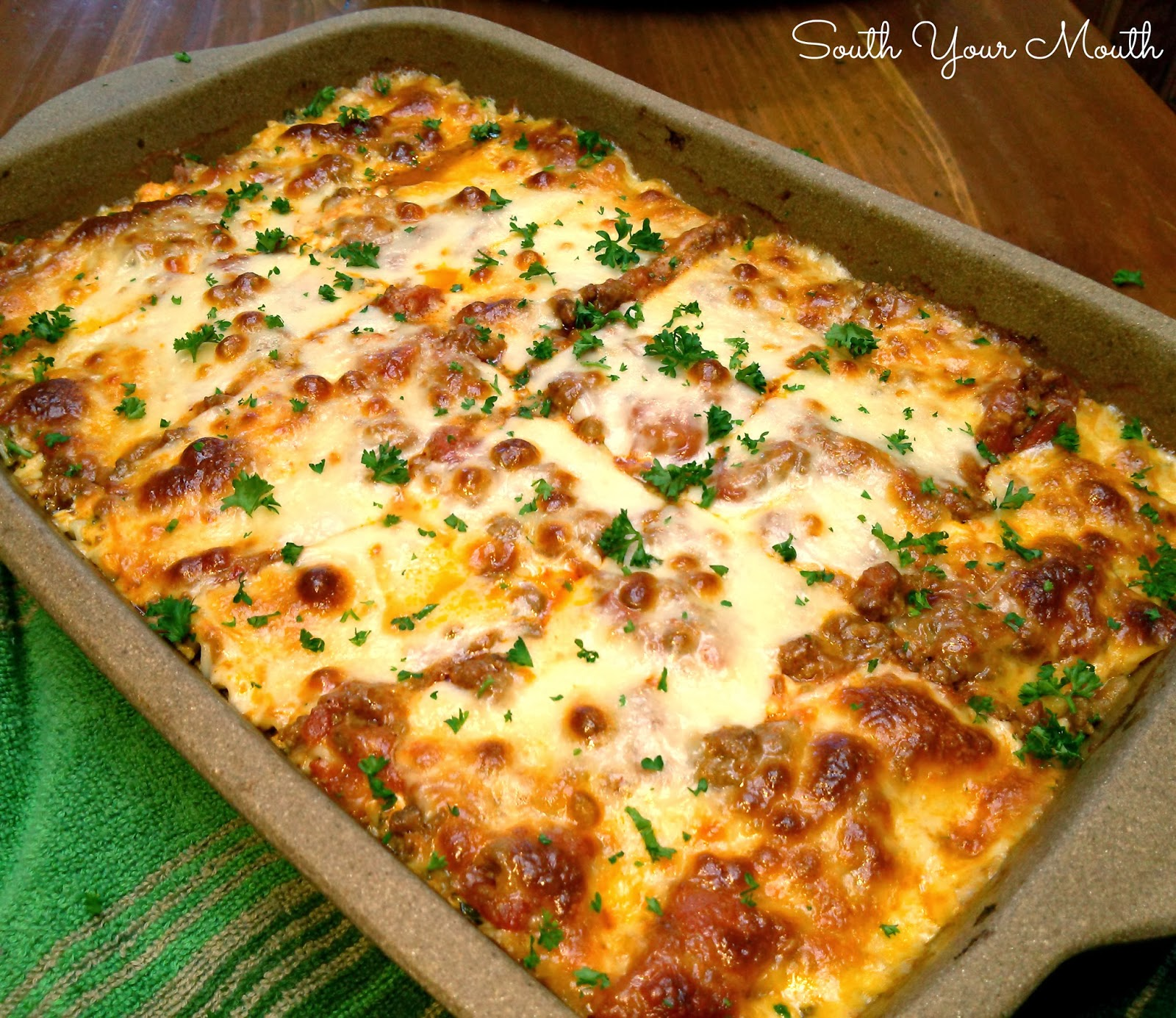 South Your Mouth: 10 Easy Meals Made with Ground Beef