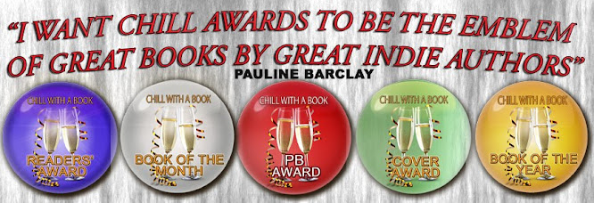 Chill with a Book Awards for Indie Authors