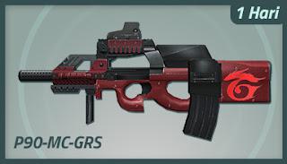 50.000 Like akan mendapatkan M1887 GRS selama 1 hari