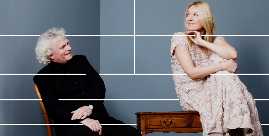 Cosmos: Magdalena Kožená & Sir Simon Rattle
