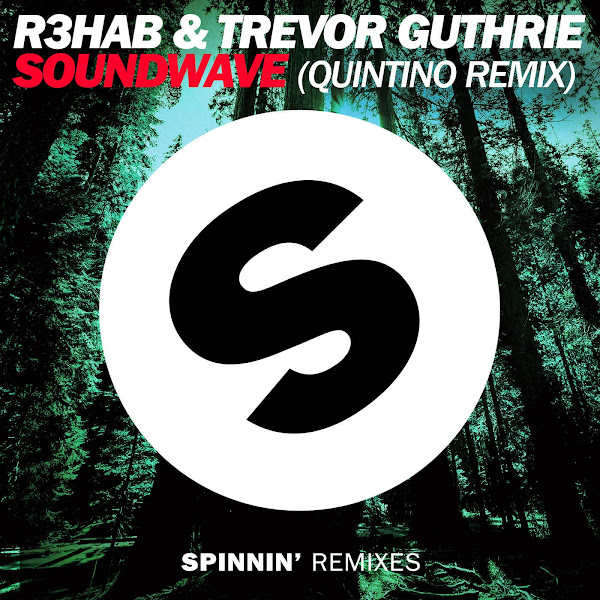 R3hab & Trevor Guthrie - Soundwave - Single  Cover
