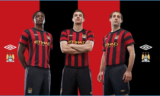 Man City 2012 away kit