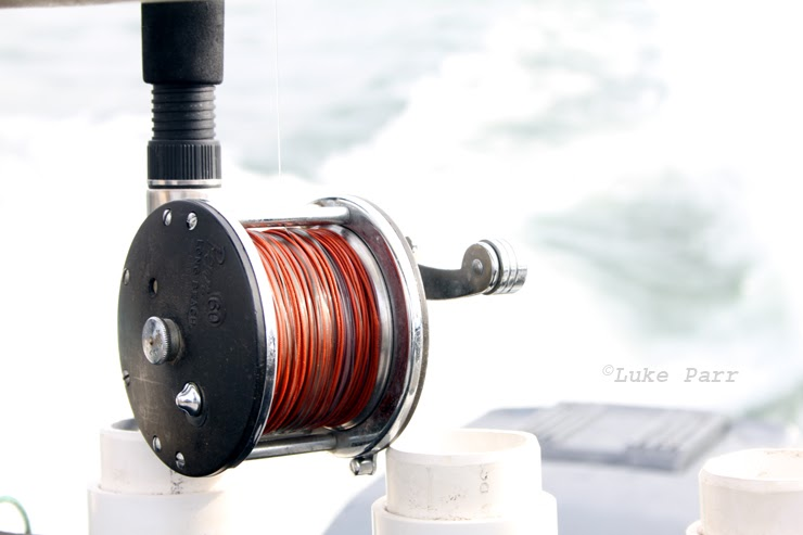 Rocky mountain adventure trolling with lead core line in for Lead core fishing line