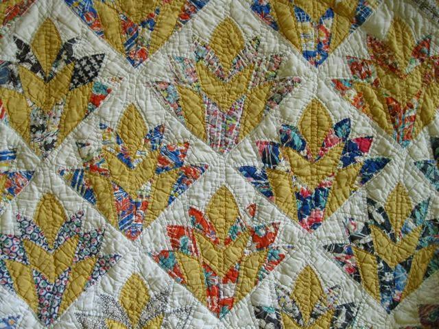 Ann Quilts Art Deco Addendum