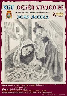 Beas (Huelva) - Belén Viviente 2014