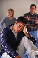 Взаимоотношения подростков с родителями