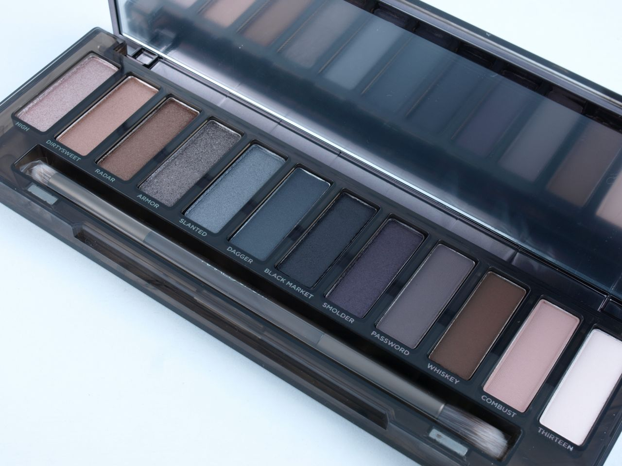 Urban Decay Naked Smoky Eyeshadow Palette reviews in Eye