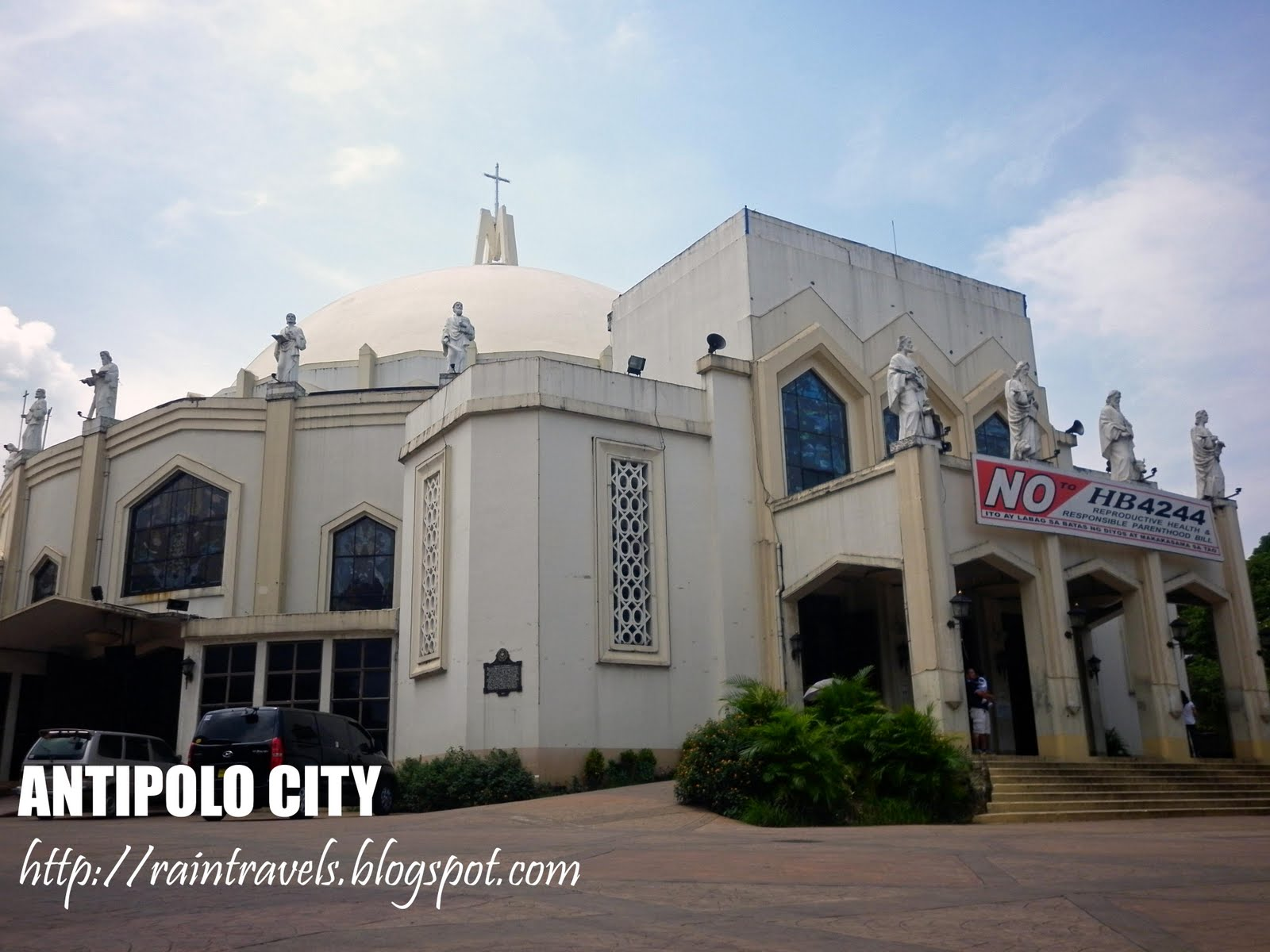 Antipolo Philippines  city photo : Rain's Travels: A Different Kind of Pilgrimage at Antipolo City