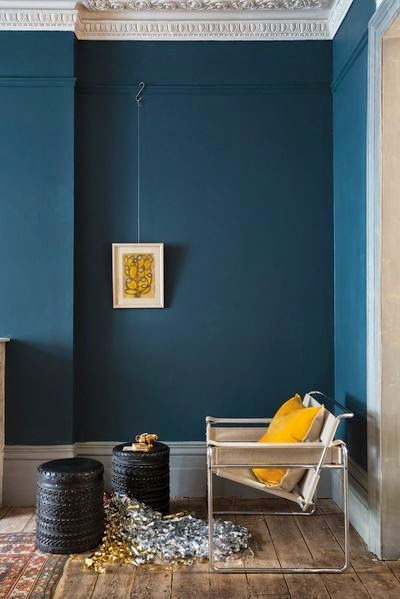 Farrow And Ball Rue De L Universit. Great Photos By Christian Hoyer ...