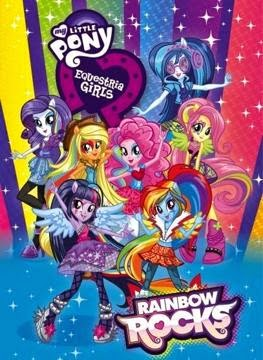 My Little Pony Equestria Girls: Rainbow Rocks – DVDRIP LATINO