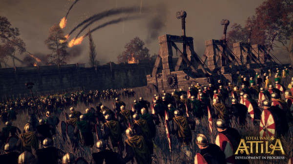 Total War Atilla Full Tek Link İndir + Torrent + Türkçe