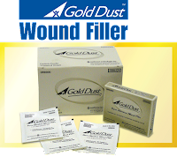 Gold Dust Wound Filler