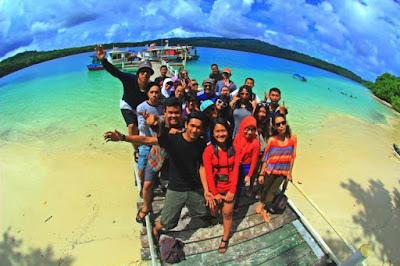 Menikmati Taman Nasional Ujung Kulon bareng teman