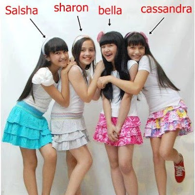 The Winx Girl Band Indonesia