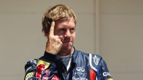 Sebastian Vettel Valencia 2011