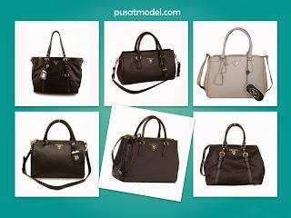 Model Tas Branded Prada