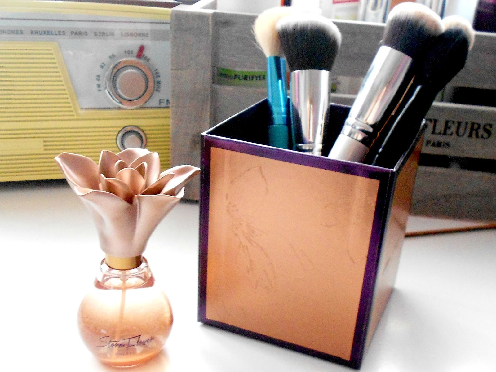 cheryl stormflower review diy brush holder