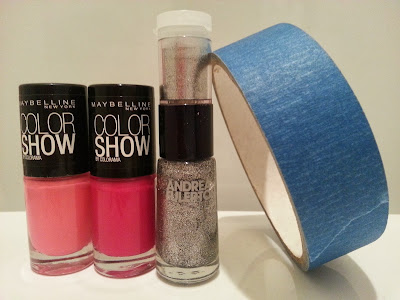 maybelline-colour-show-pink-nail-art