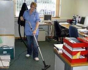 Enfoque ocupacional en la red salud y seguridad laboral for Trabajo para limpiar oficinas
