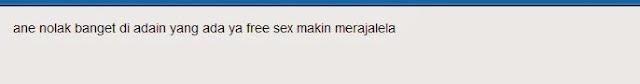 Tolak Pekan Kondom Nasional!