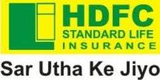 Toll Free of  HDFC Standard Life Insurance