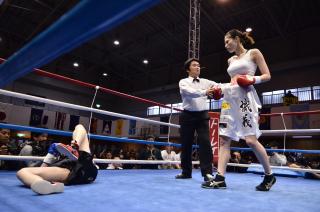 ボクシングニュース「Box-on!」: モデル・ボクサー ...