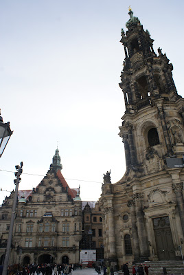 Dresden winter