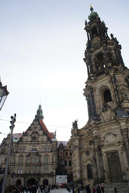 Dresden winter