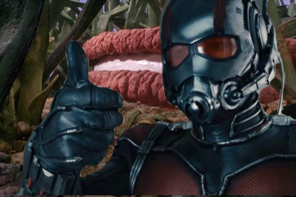 Ant- Man trailer Paul Rudd Honey I Shrunk the Kid
