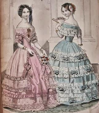 Victorian Ball Gown Blog Victorian Era Dresses Cosume Development