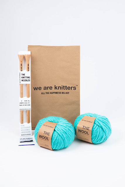 Mini Wak, We are Knitters, DIY, Mon Petit Market