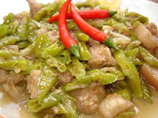 Delicious Filipino Bicol Express