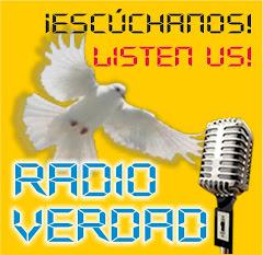 Escuchar en Vivo / Listen Live: