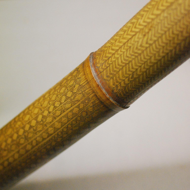Excessivement libre le bambou grav 1 for Fabrication d objet en bambou