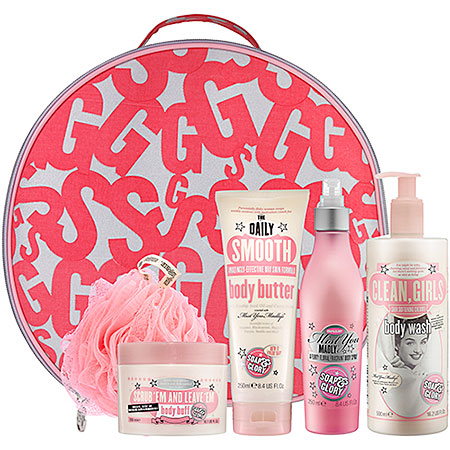 Soap and Glory Gift Set Review