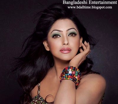 Bangladeshi Actress Nipun 