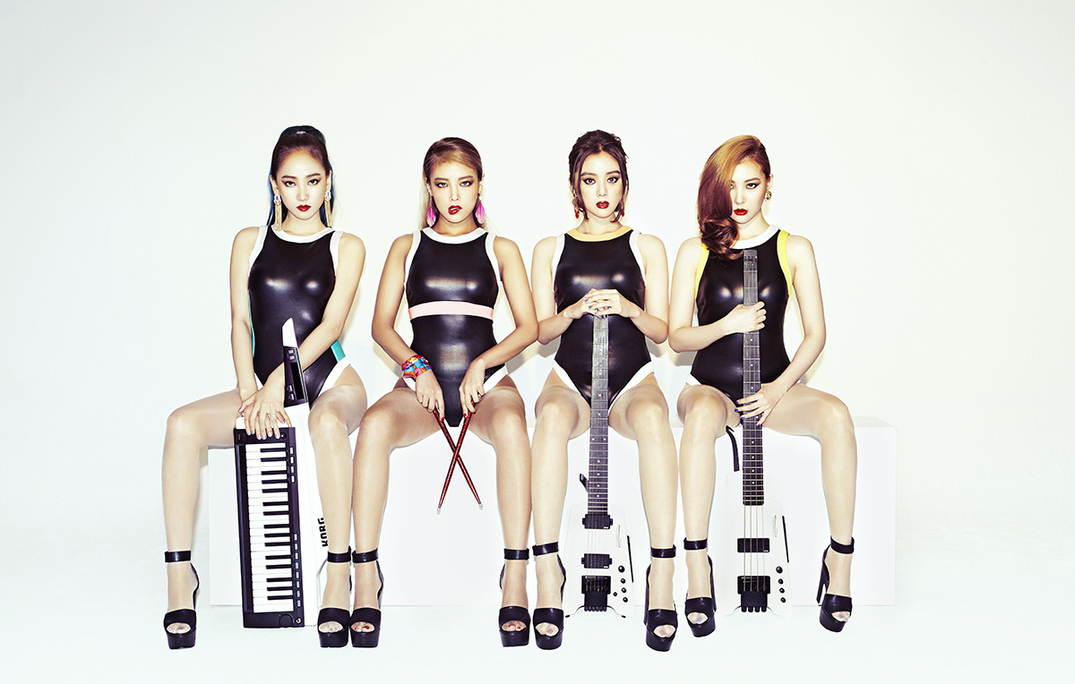 Wonder Girls Korean Girl Group