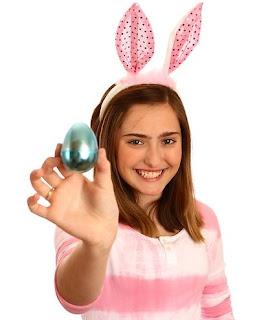 huevo de pascua guapa al instante
