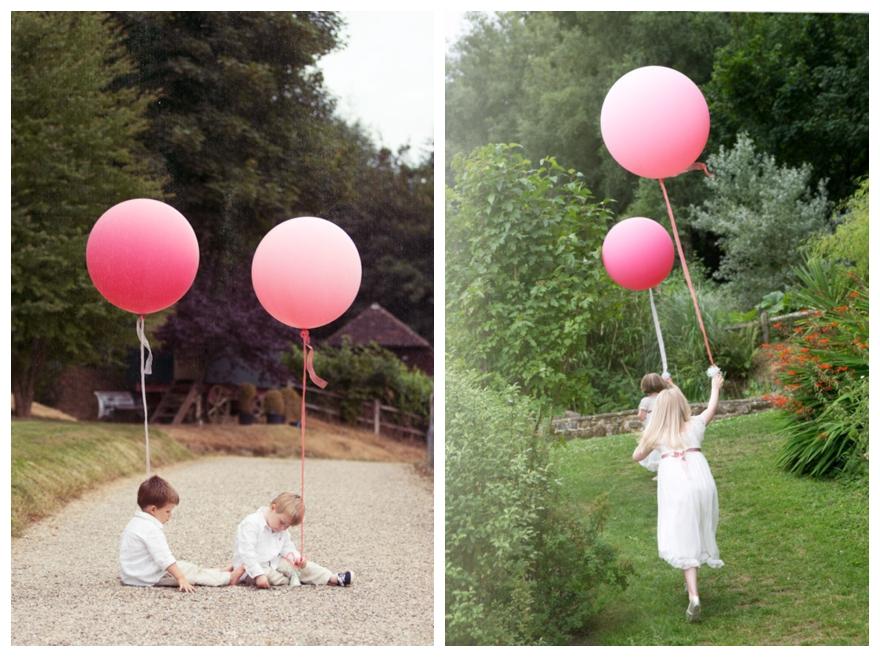 Ralph Lauren Balloons They Wore Ralph Lauren Chino's