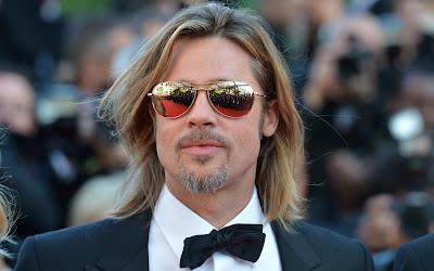 Brad Pitt - Long Hair